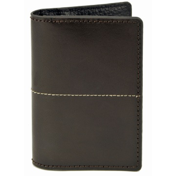 J.FOLD Thunderbird Folding Card Case - Brown