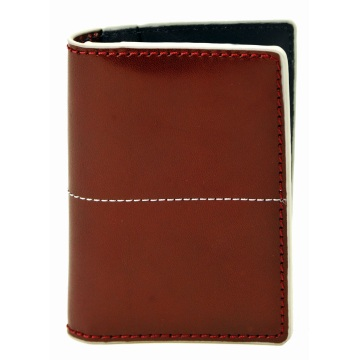 J.FOLD Thunderbird Folding Card Case - Red/Blue