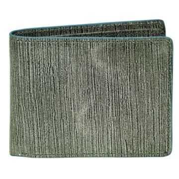 J.FOLD ארנק עור Flat Panel - אפור