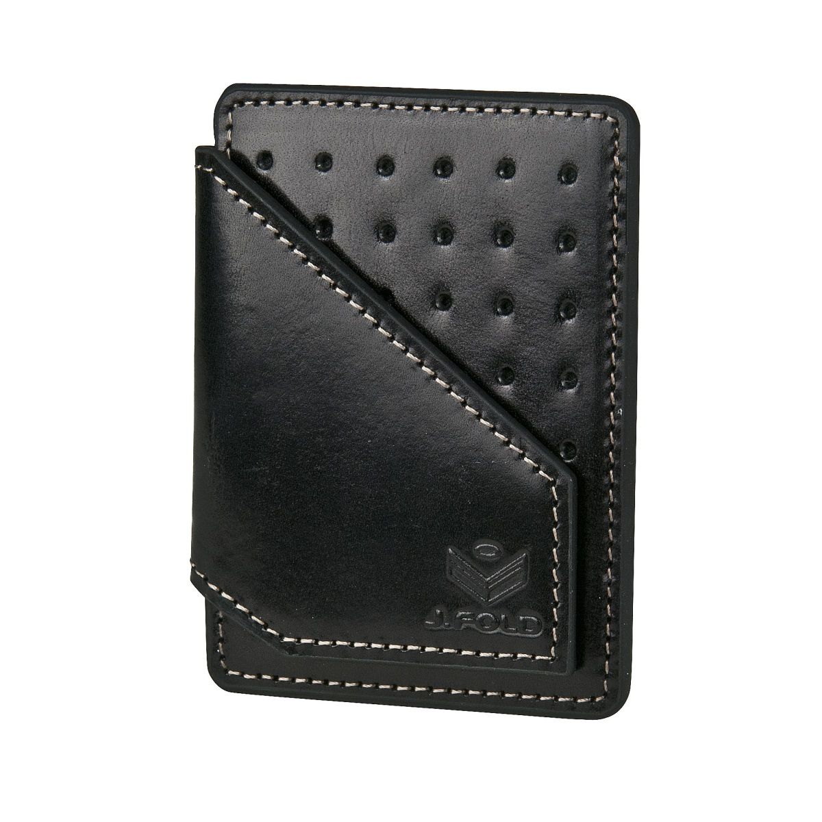 J.FOLD Mag Card Carrier - Black