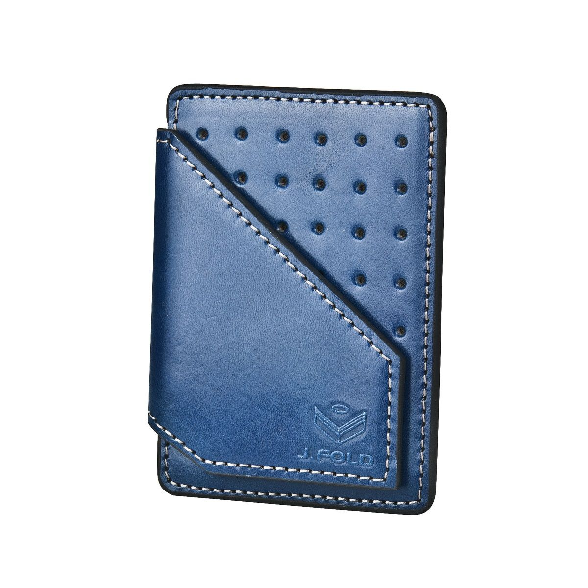 J.FOLD Mag Card Carrier - Cobalt