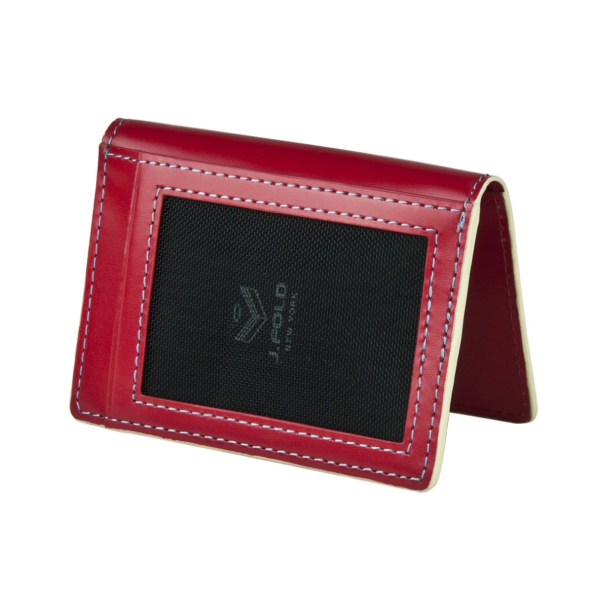 J.FOLD Folding Carrier Wallet - Red