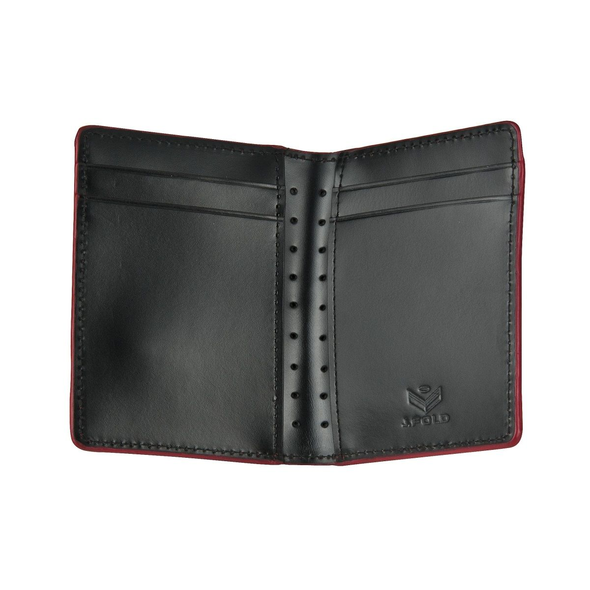 J.FOLD Folding Carrier Wallet - Black