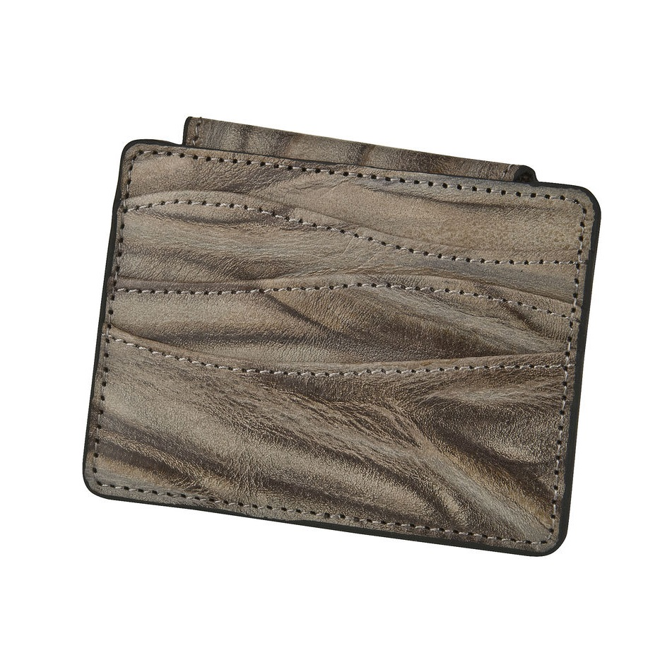 J.FOLD Mag Card Carrier - Stone
