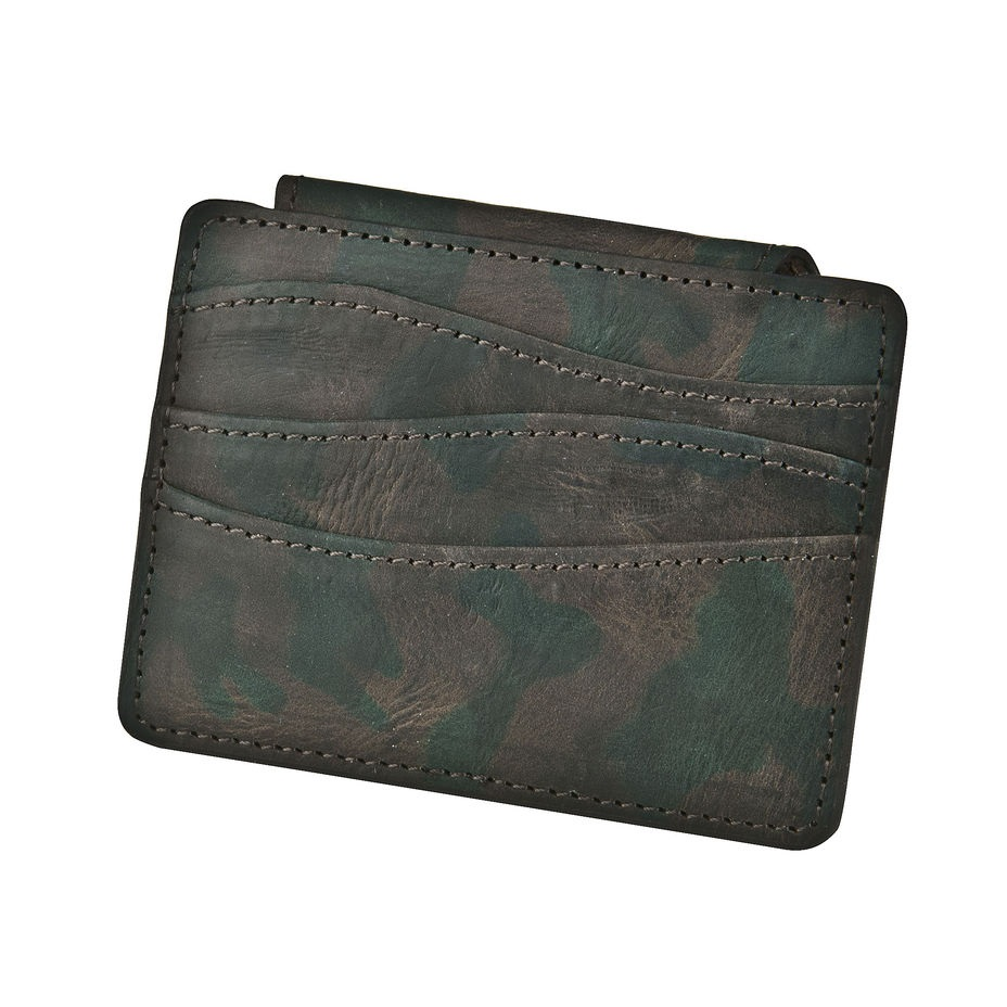 J.FOLD Mag Card Carrier - Jungle