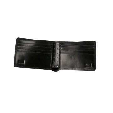 J.FOLD Thunderbird Leather Wallet - Cobalt