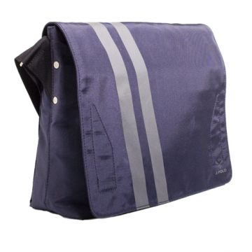 J.FOLD Messenger Bag - Navy