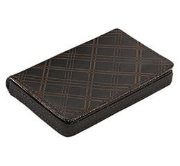 J.FOLD ארנק כרטיסי ביקור דגם Mini Snap Case - שחור