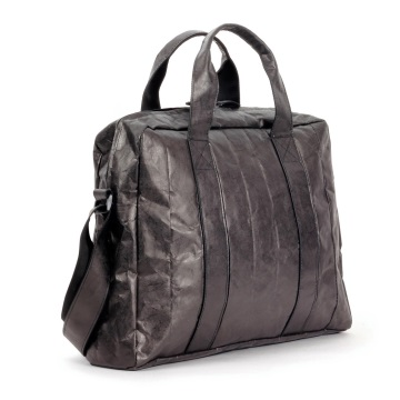 LEXON Air Large Document Bag - Black