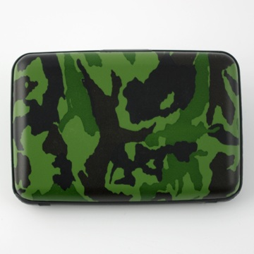 OGON Aluminum Wallet - Camo