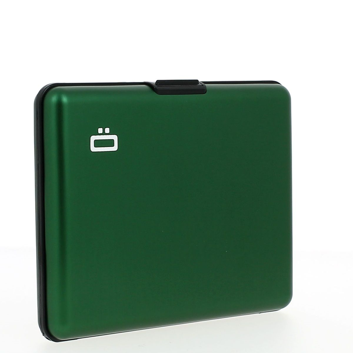 Aluminum Wallet Big - Green