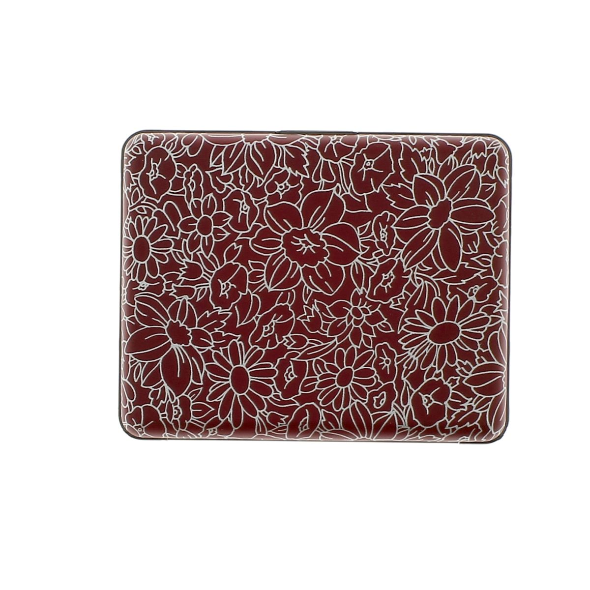 OGON Aluminum Wallet Big - Flowers