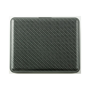 OGON Aluminum Wallet Big - Carbon