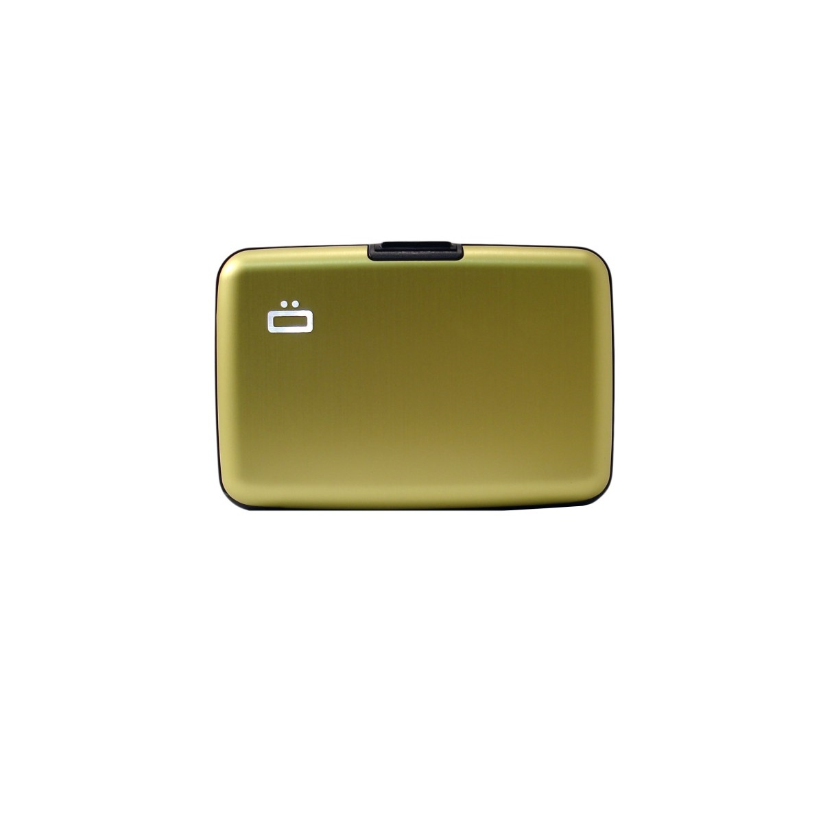 OGON Aluminum Wallet - Green Lime