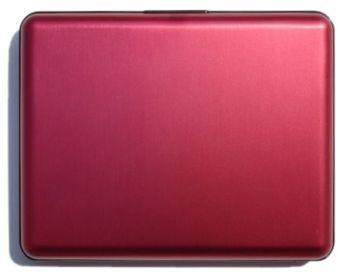 OGON ארנק אלומיניום המקורי גדול - אדום