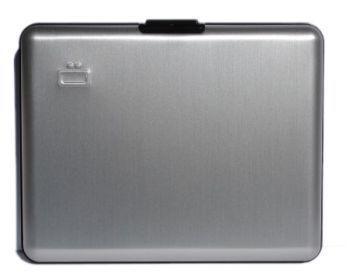 OGON Aluminum Wallet Big - Silver
