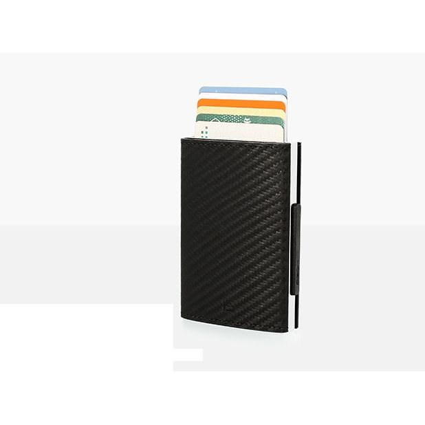 OGON Cascade Card Case Wallet - Carbon