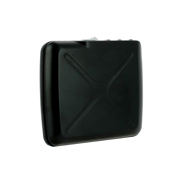 Mini Safe Code Wallet - Black