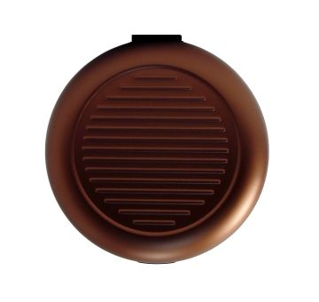 OGON Aluminum Coin Dispenser - Chocolate