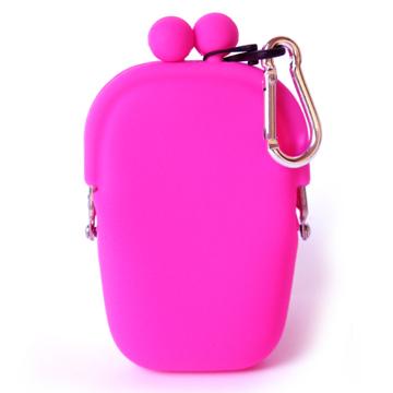Silicone Wallet POCHIBII - Pink