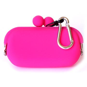 POCHI Silicone Wallet POCHIBII - Pink