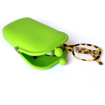 POCHI Silicone Wallet POCHII - Green