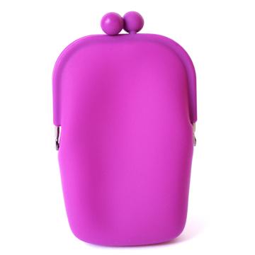 POCHI Silicone Wallet POCHII - Purple