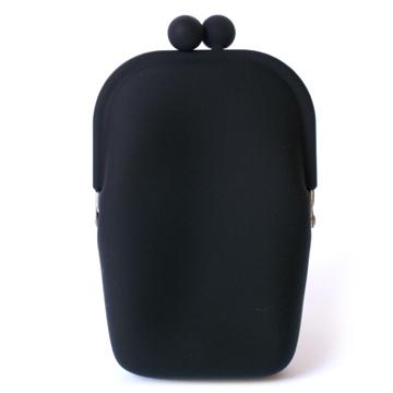 POCHI Silicone Wallet POCHII - Black