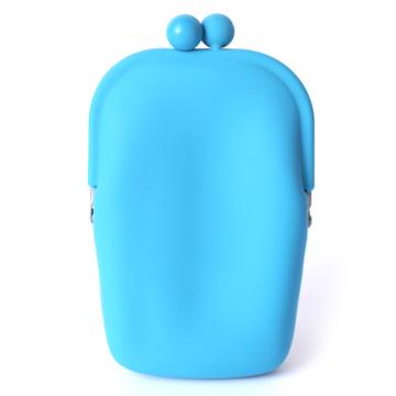 POCHI Silicone Wallet POCHII - Blue