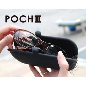 POCHI Silicone Wallet POCHIII - Red