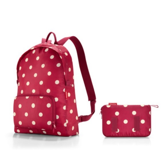 reisenthel Mini Maxi Backpack - Ruby Dots