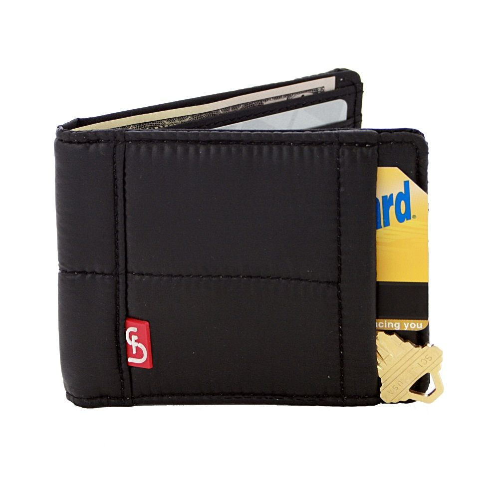 STELLA & FRITZ Dumbo Men's Wallet - Black