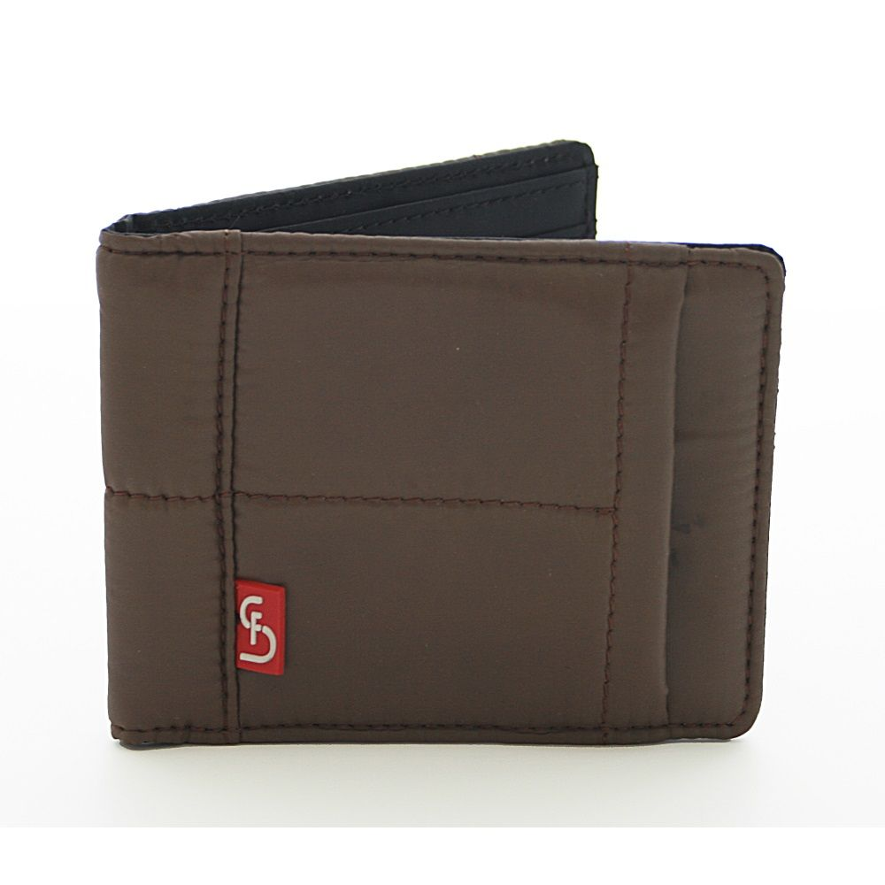 STELLA & FRITZ Dumbo Men's Wallet - Brown