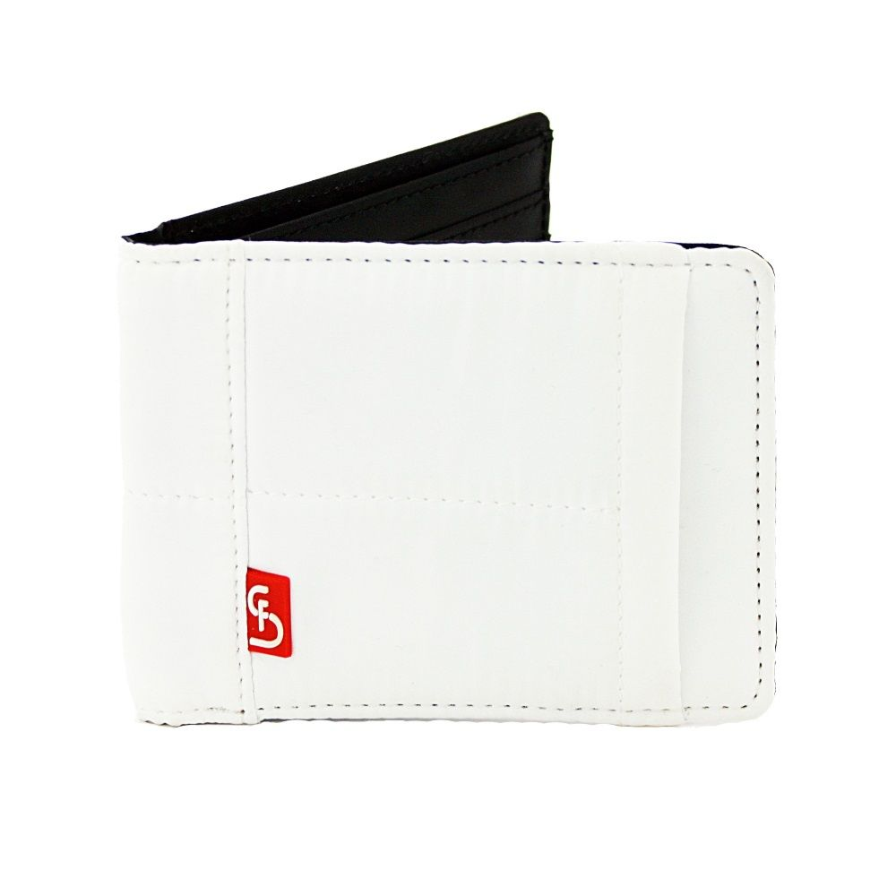 STELLA & FRITZ Dumbo Mens Wallet - White