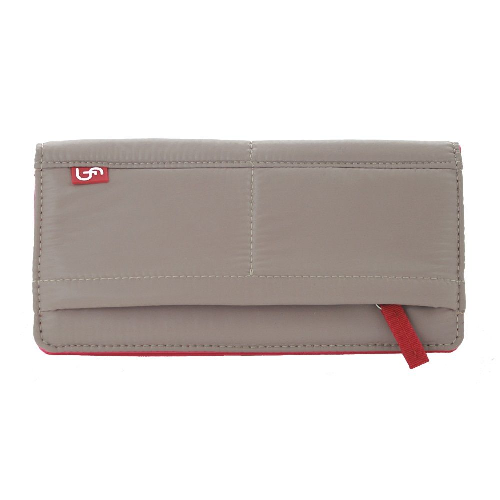 STELLA & FRITZ Dumbo Womens Wallet - Taupe