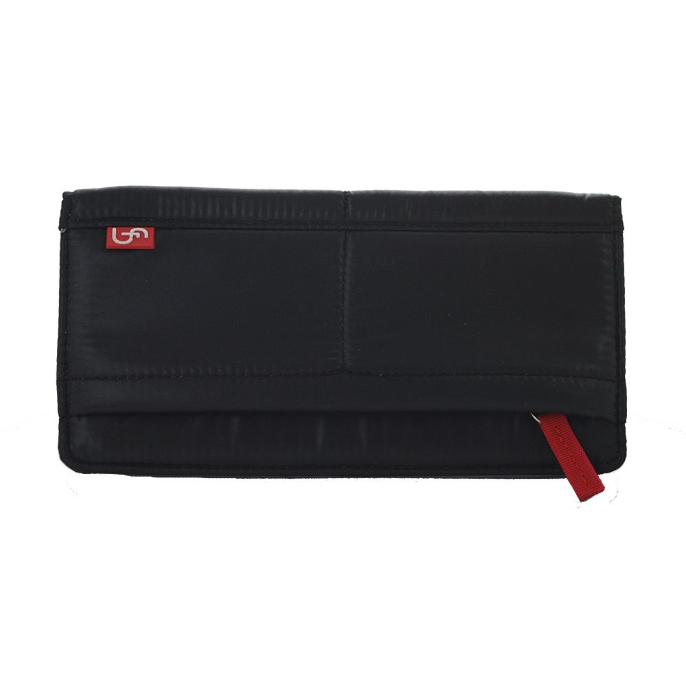 STELLA & FRITZ Dumbo Womens Wallet - Black