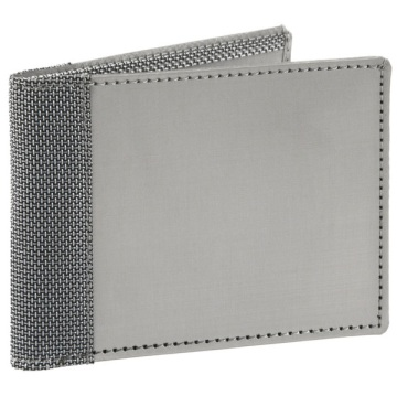 Stainless Steel Wallet - Silver