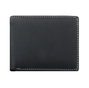 Stewart/Stand Stainless Steel Wallet - Black/Silver