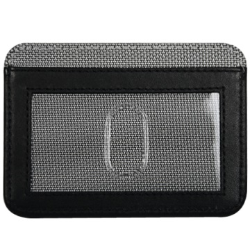 Stewart/Stand Credit Card Case - Black / Silver