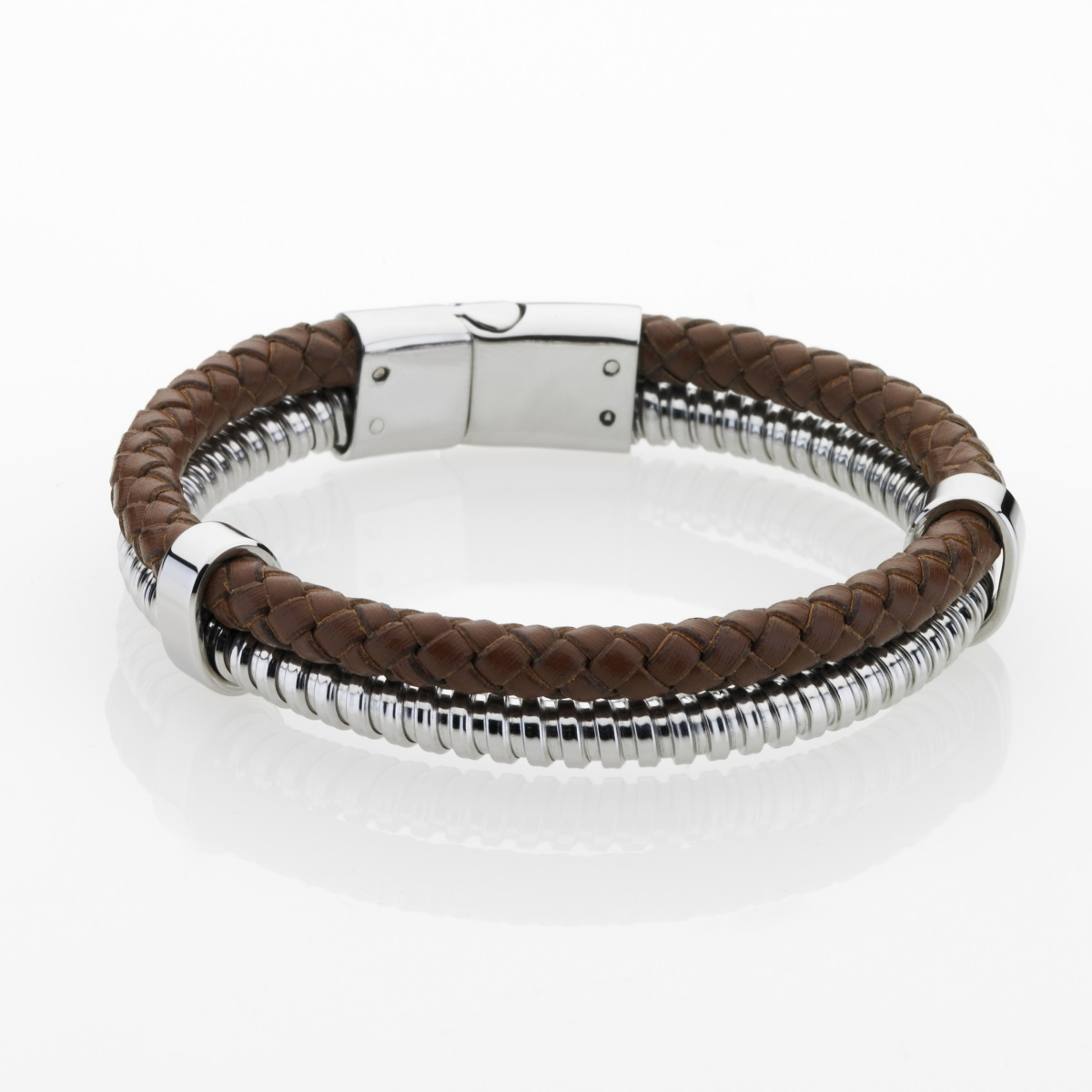 Plyro Bracelet - Brown