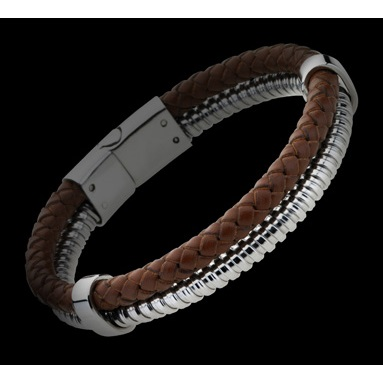 STORM London Plyro Bracelet - Brown