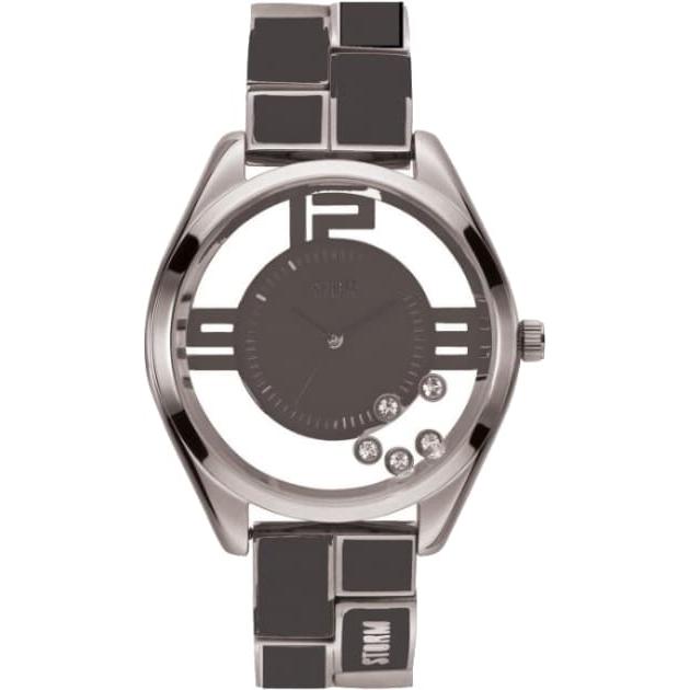 STORM London שעון לאישה דגם Pizaz - שחור