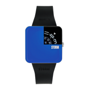 STORM London שעון דגם Squarex - כחול