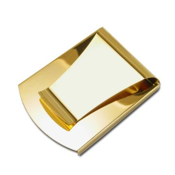 Storus Smart Money Clip - Gold