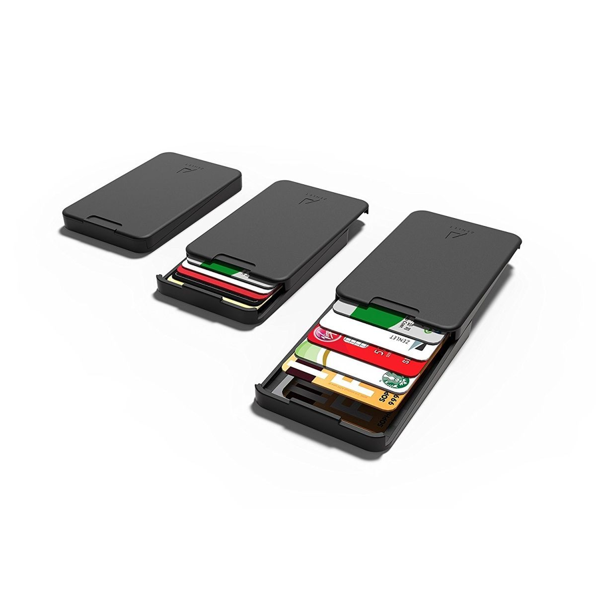 ZENLET The Ingenious Wallet - Red