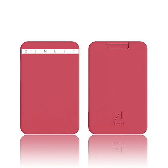 The Ingenious Wallet - Red