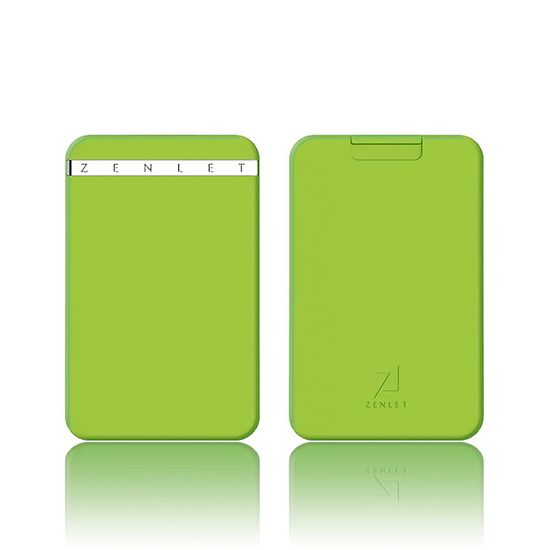 The Ingenious Wallet - Green